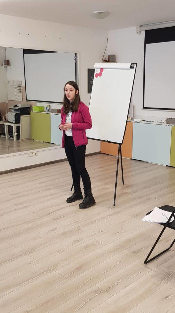 Курс по ораторско майсторство за деца