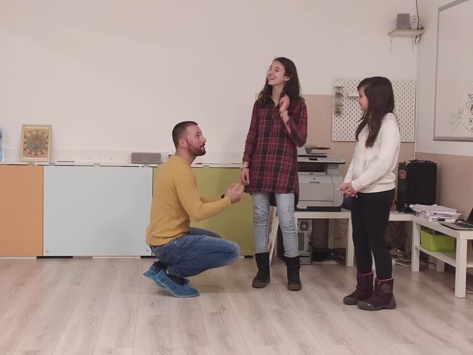 театрална школа за деца